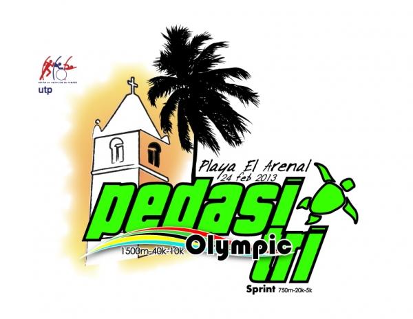 Triatlon Olimpico y Sprint Pedasi 2013