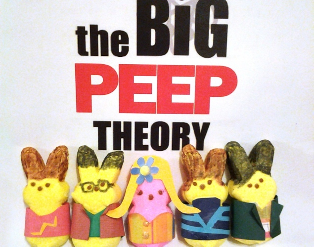 big-peep-theory