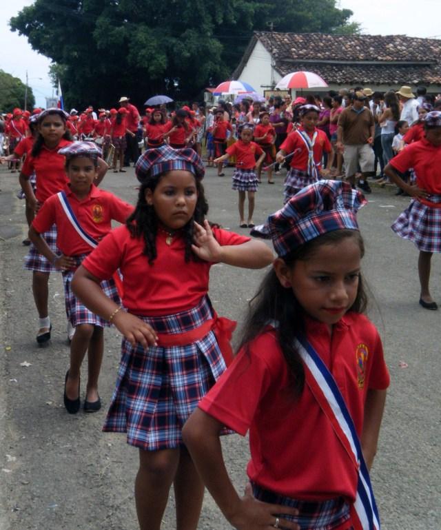 Scene from a November Parade 2012