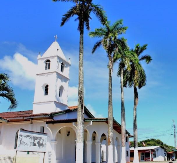 Santa Catalina Church Pedasi