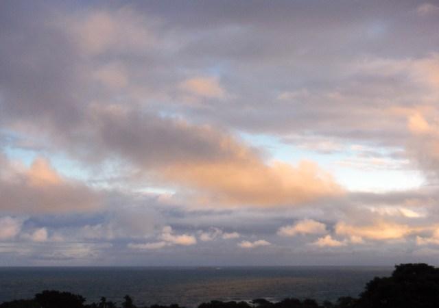 Clouds El Ciruelo