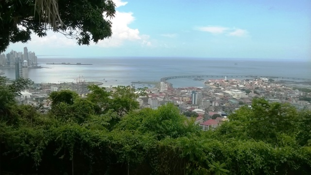 Casco Viejo and Bay