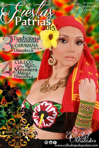 Fiesta Patrias Carnaval